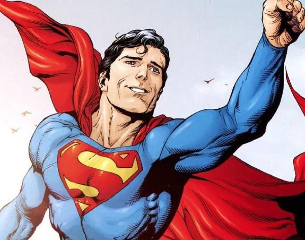 Superman profile image
