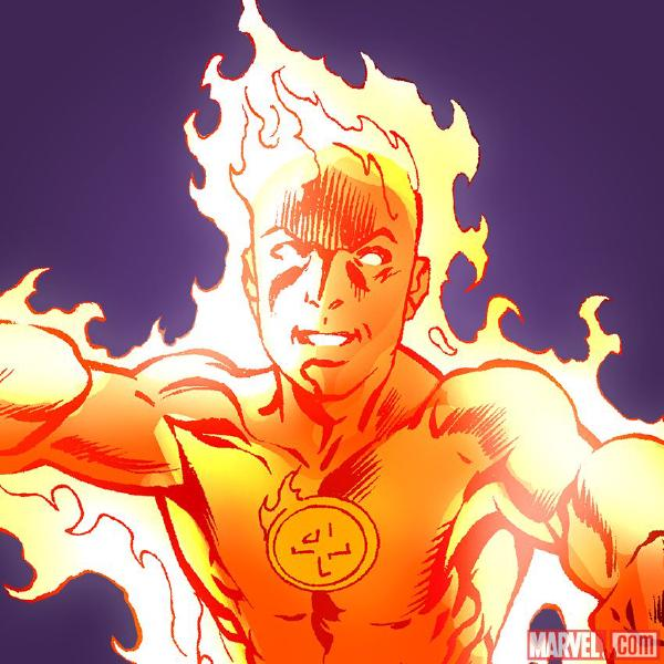Human Torch profile image