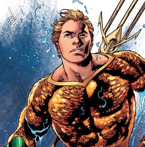 Aquaman profile image