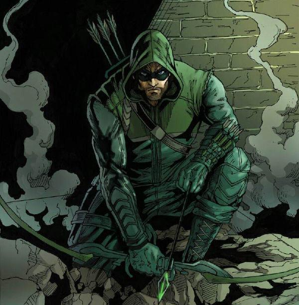 Green Arrow profile image