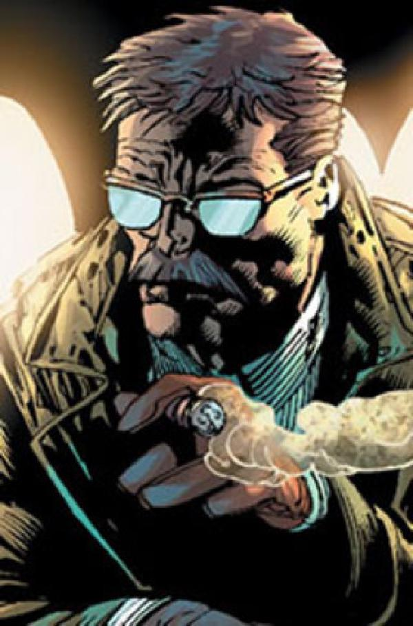 Commissioner Gordon profile image